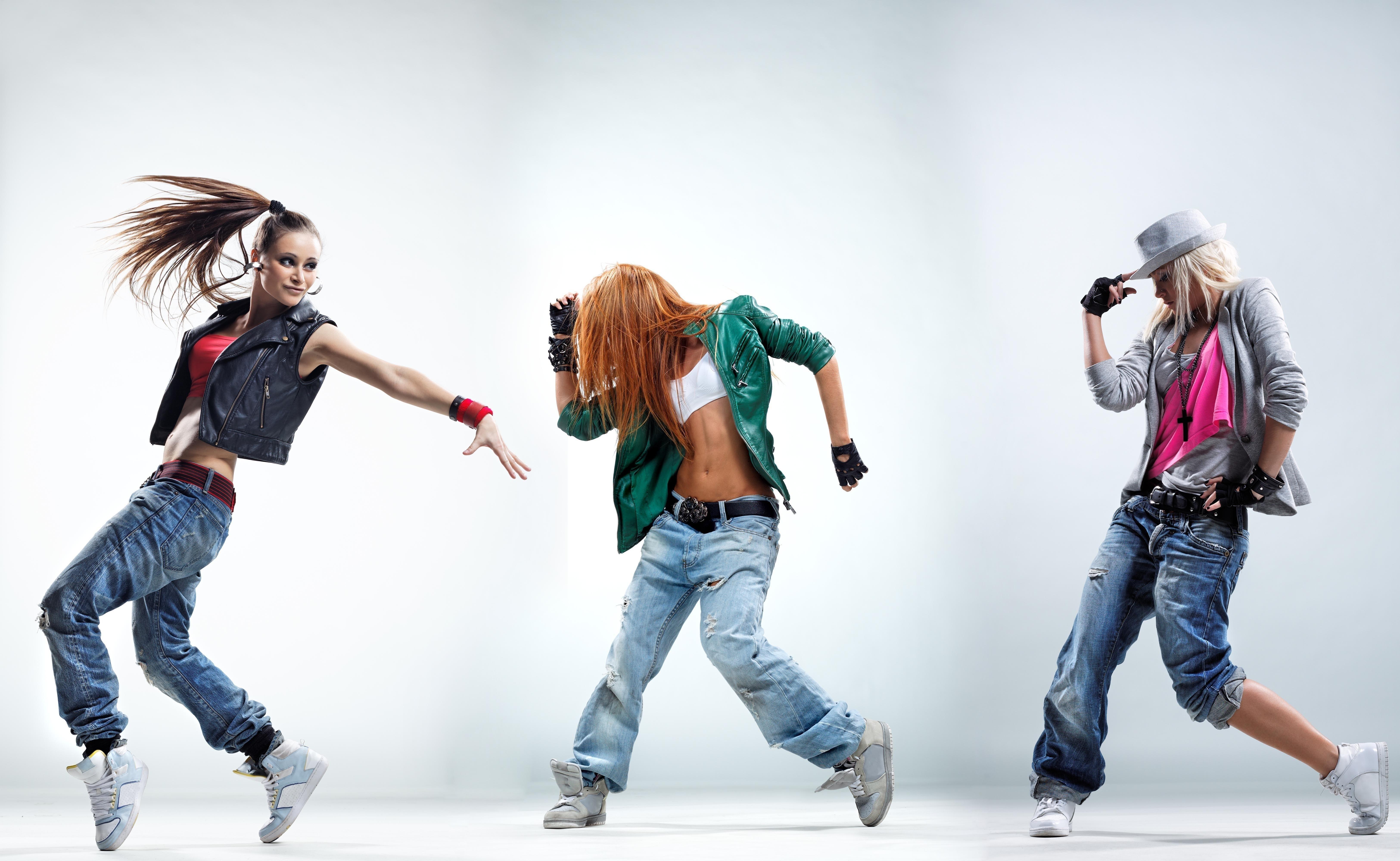 Танцы по модному