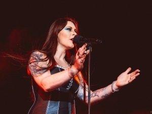 Концерт группы Nightwish в Екатеринбурге