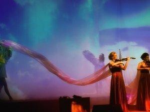 Скрипичное шоу проекта V-Play «Дневник»