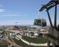 Осенью 2017 года в Казани запустят 2 канатные дороги