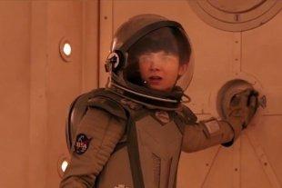 Вышел трейлер фильма «Космос между нами»