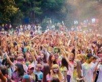 28 мая в Челябинске пройдёт фестиваль красок