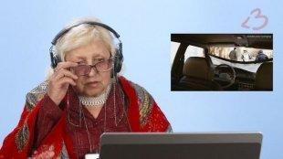 Видео дня: бабушки смотрят и комментируют клип «Ленинграда» «В Питере пить»