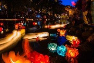 В Казани пройдет большой Фестиваль Водных фонариков