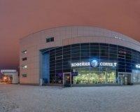 Челябинская хоккейная кофейня победила в конкурсе архитектуры и дизайна