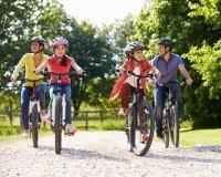 Вело-семьи Екатеринбурга поборются за звание самой спортивной и активной