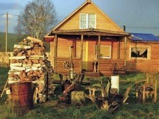 Четыре приюта для туристов на Урале