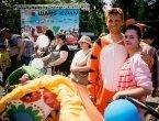 Городской фестиваль «Baby ралли-2016»