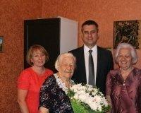 Жительнице Тольятти исполнилось 100 лет