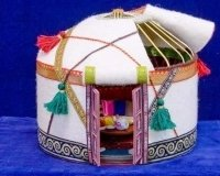 Где в Астане можно купить национальный сувенир?