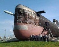 В Тольятти начались экскурсии на борт подводной лодки Б-307