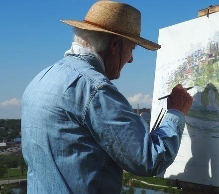 5 летних школ, где научат рисовать: уроки живописи в Черногории и Провансе