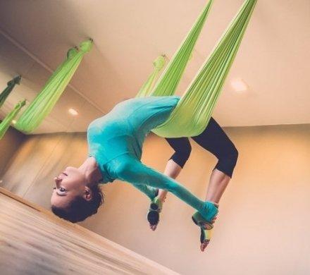 Пять необычных видов йоги, которые практикуют в Екатеринбурге