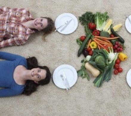 «Зеленый» рацион: вегетарианская еда в Красноярске