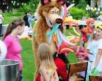 Центр «Форд Планета Авто» устраивает бесплатный детский праздник