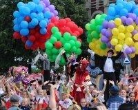 В День города тюменцы выйдут на карнавал