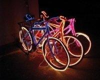 В Челябинске пройдёт ночной заезд на светящихся велосипедах