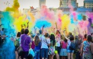 Розыгрыш билетов на фестиваль красок ХОЛИ