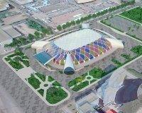 Ледовую арену на месте здания крайкома КПСС в Красноярске построят к 2018 году