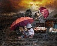 МЧС объявило в Челябинской области штормовое предупреждение