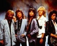 Группа Aerosmith  — всё