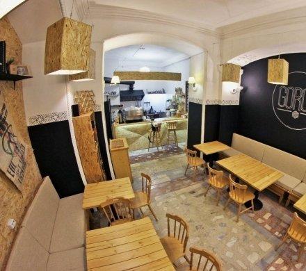 Омские открытия: «Выбирай» затестил новое кафе GOROH
