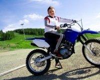 В апарт-отеле «Sunny Valley» за один день научат детей водить мотоциклы