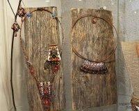 В Ижевске открылась выставка-продажа авторских украшений в «Галерее»