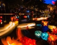 В Омске впервые состоится Всероссийский фестиваль водных фонариков