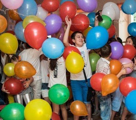 Открытие обновленной школы кино и телевидения KIDS TV