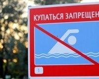 На пляжах Тольятти купаться запрещено