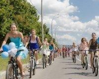 17 июля в Тольятти пройдёт «Велодевичник»