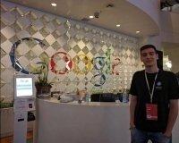 Школьник из Сатпаева выиграл конкурс от Google