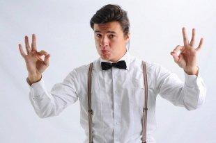 Ведущий Тольятти Иван Пестряков