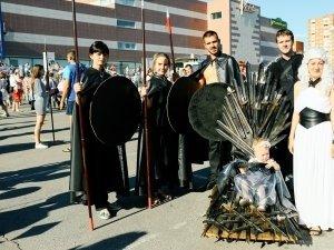 Люди в городе: герои «Парада колясок»