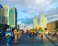 Фестиваль Astana Art Fest продлили до конца лета