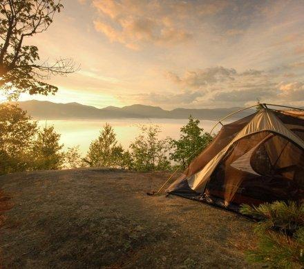 10 вариантов организованных походов неподалеку от Иркутска