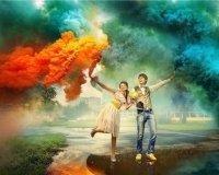 В Казани пройдет красочный фестиваль цветного дыма