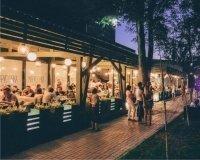 В Казани в Лядском саду открылся бар «Marusovka»