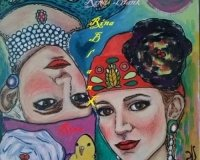 В Казани открывается выставка «Летнее вдохновение» художницы Рины Бланк