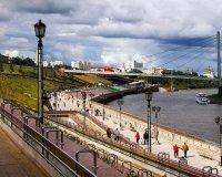 Тюменская набережная может появиться на новых российских купюрах