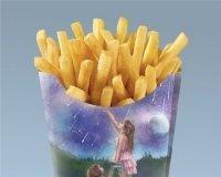Рисунки казанцев могут появиться на упаковке картофеля фри Макдоналдс