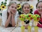 Мини-топиарий предлагают сделать детям