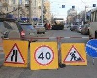 Красноярцев предупреждают о перекрытиях дорог