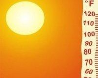 Тольятти ждёт аномально жаркий август