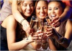 У Вас намечается вечеринка с подругами, девичник или корпоратив?