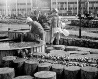 Фонтаны на Центральной площади Тольятти восстановят
