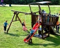 Пять лучших детских площадок