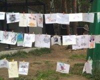 Еноты из зоопарка «Роев ручей» попали на сотню детских рисунков