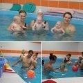 «Мама + Малыш» — групповые занятия в бассейне